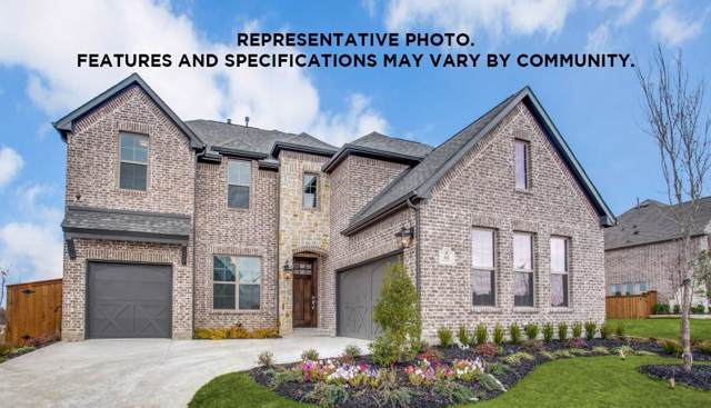 3750 Llano Drive, Prosper, TX 75078 (MLS #14261542) :: RE/MAX Town & Country