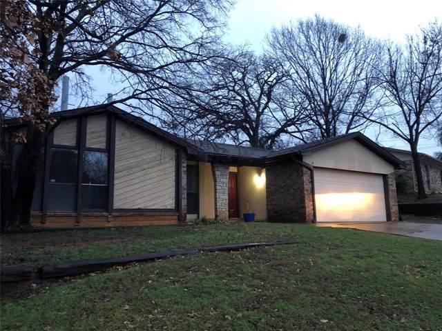 2829 Cummings Drive, Bedford, TX 76021 (MLS #14261550) :: EXIT Realty Elite