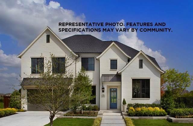 560 Corley Drive, Prosper, TX 75078 (MLS #14261584) :: Potts Realty Group