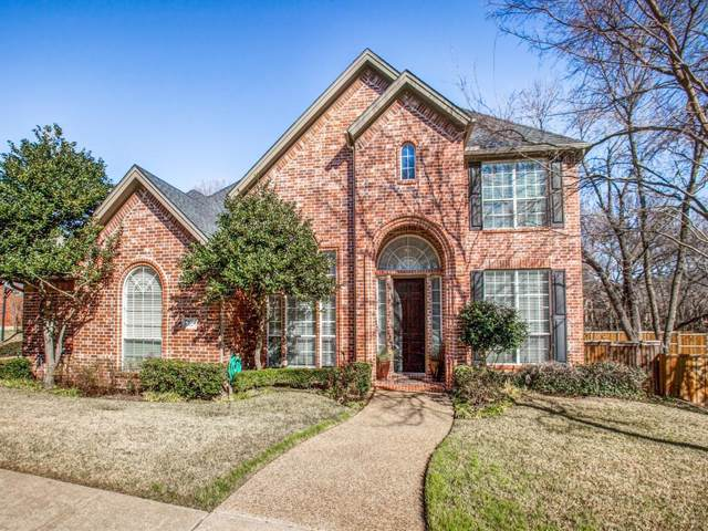 7206 Gorham Drive, Garland, TX 75044 (MLS #14261601) :: The Kimberly Davis Group