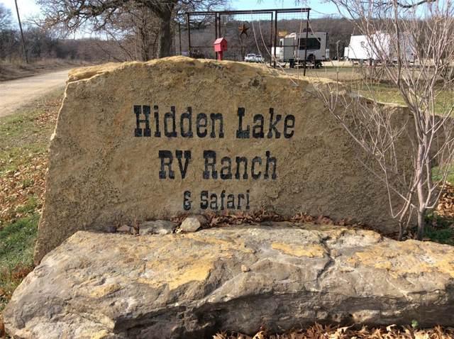 3100 Lowrence Road, Jacksboro, TX 76458 (MLS #14261615) :: The Hornburg Real Estate Group