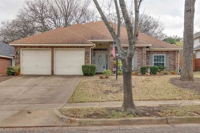 3204 Oleander Court, Bedford, TX 76021 (MLS #14261627) :: EXIT Realty Elite