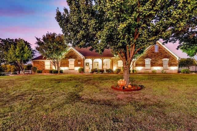 1312 Prairie Point Drive, Rhome, TX 76078 (MLS #14261647) :: The Kimberly Davis Group
