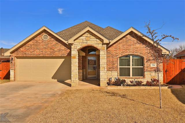 3706 Bettes Lane, Abilene, TX 79606 (MLS #14261650) :: Ann Carr Real Estate