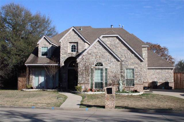 140 Copperas Branch Court, Highland Village, TX 75077 (MLS #14261657) :: Baldree Home Team