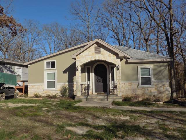 360 Private Road 7707, Emory, TX 75440 (MLS #14261662) :: The Mauelshagen Group