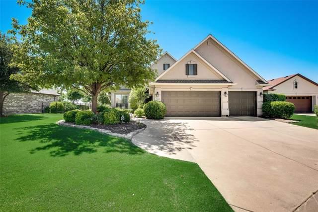 9005 Gardenia Drive, Denton, TX 76207 (MLS #14261663) :: Team Tiller