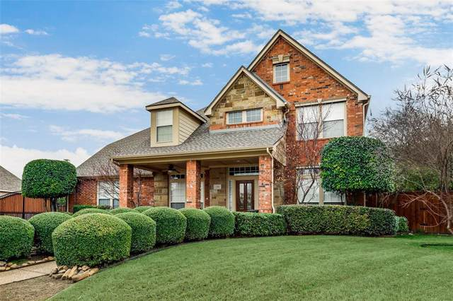 1709 Blair Court, Carrollton, TX 75010 (MLS #14261672) :: Team Tiller
