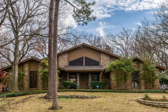 4715 Hidden Oaks Lane, Arlington, TX 76017 (MLS #14261676) :: The Mauelshagen Group