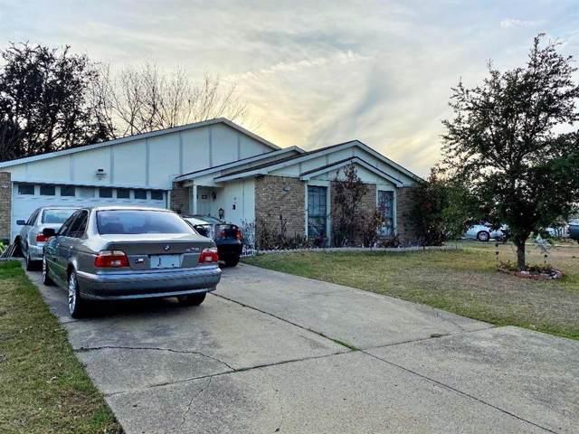 513 Damon Drive, Grand Prairie, TX 75052 (MLS #14261683) :: Ann Carr Real Estate