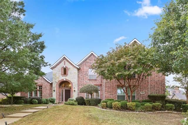 2705 Wisdom Creek Drive, Flower Mound, TX 75022 (MLS #14261694) :: Real Estate By Design