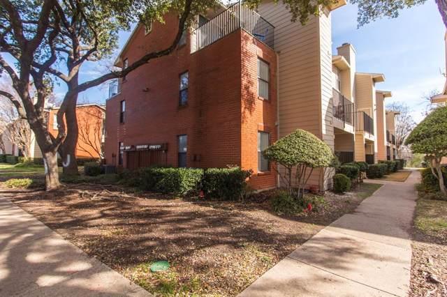 6900 Skillman Street #401, Dallas, TX 75231 (MLS #14261696) :: Caine Premier Properties