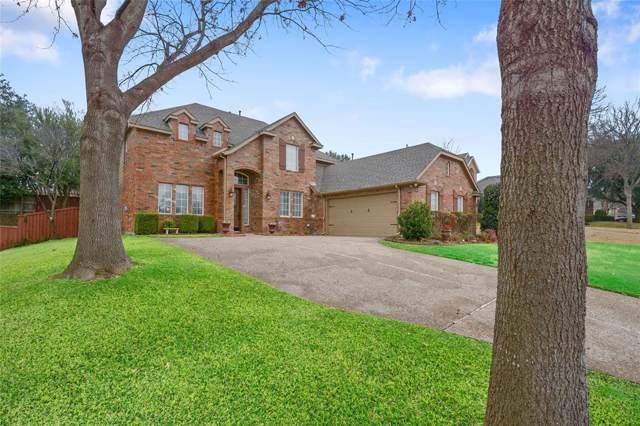 1609 Waterside Drive, Mckinney, TX 75072 (MLS #14261708) :: NewHomePrograms.com LLC