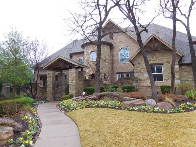 634 Castle Rock Drive, Southlake, TX 76092 (MLS #14261714) :: Team Tiller