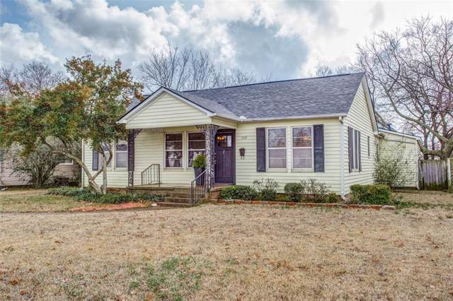 1312 W Day Street, Denison, TX 75020 (MLS #14261726) :: The Kimberly Davis Group