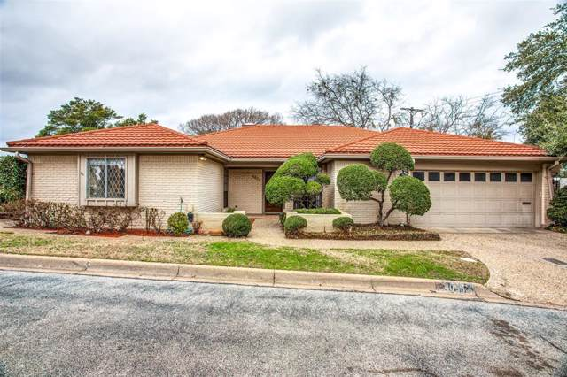 4055 Hidden View Circle, Fort Worth, TX 76109 (MLS #14261735) :: Potts Realty Group