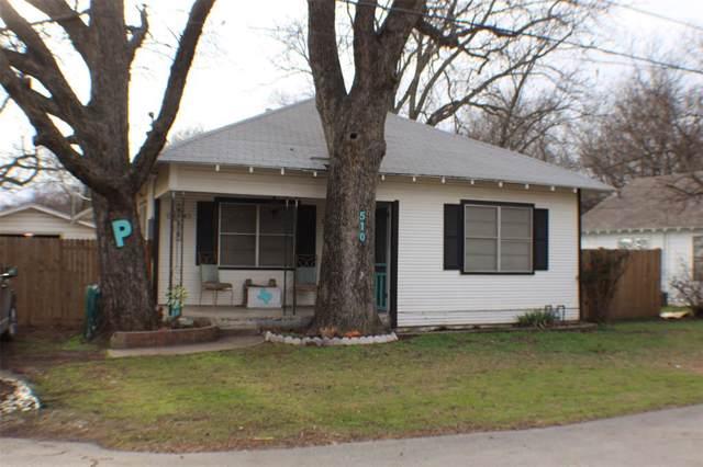 510 S Minter Street, Stephenville, TX 76401 (MLS #14261736) :: Frankie Arthur Real Estate