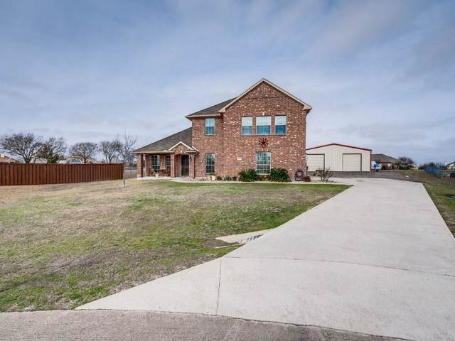 8811 Mallory Court, Waxahachie, TX 75167 (MLS #14261740) :: All Cities Realty