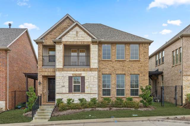2464 Castle Ridge Drive, Richardson, TX 75080 (MLS #14261747) :: RE/MAX Town & Country