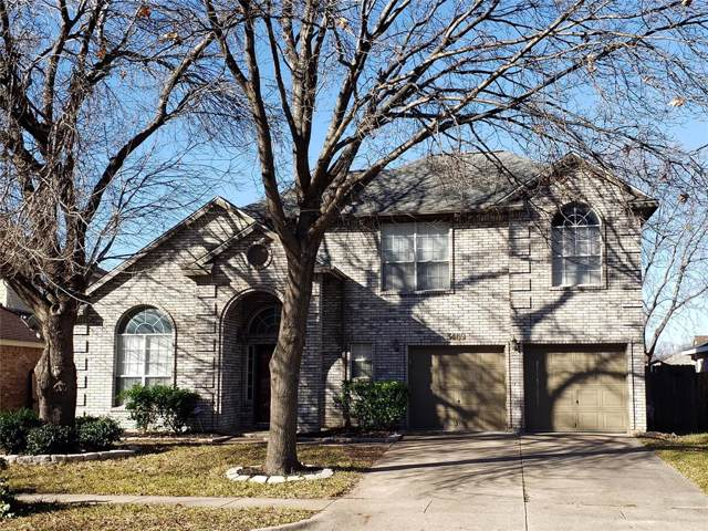 3469 Galaway Bay Drive, Grand Prairie, TX 75052 (MLS #14261748) :: The Heyl Group at Keller Williams