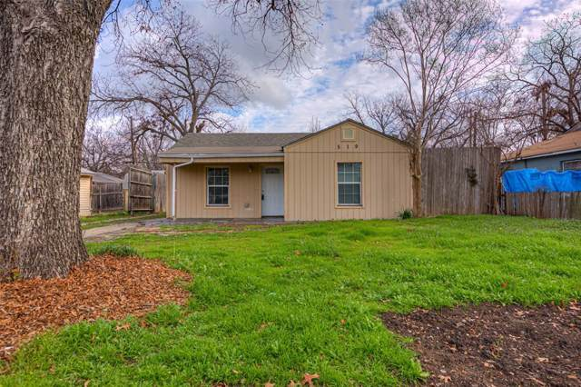 519 Joy Drive, White Settlement, TX 76108 (MLS #14261749) :: The Chad Smith Team