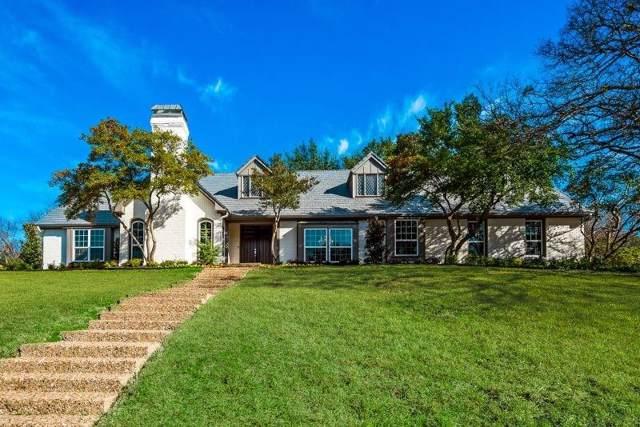 2009 Deepdale Drive, Westover Hills, TX 76107 (MLS #14261752) :: Trinity Premier Properties