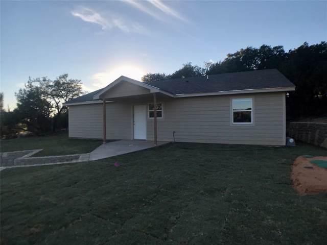 1006 Hidden Cove Trail, Granbury, TX 76049 (MLS #14261757) :: Caine Premier Properties
