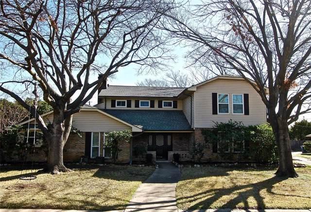 7204 Claybrook Drive, Dallas, TX 75231 (MLS #14261763) :: Robbins Real Estate Group