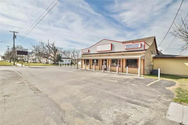 604 N Patrick Street, Dublin, TX 76446 (MLS #14261767) :: Trinity Premier Properties