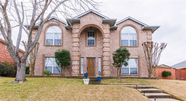 3102 Deerhollow Drive, Mesquite, TX 75181 (MLS #14261768) :: RE/MAX Pinnacle Group REALTORS