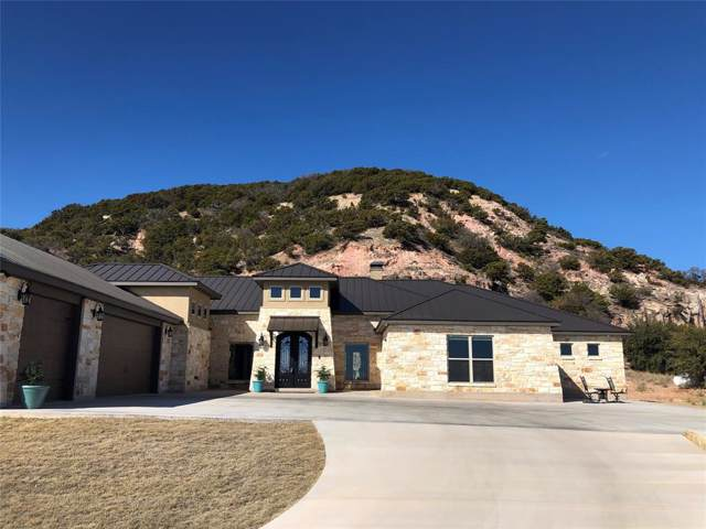 390 Cedar Creek Ranch Trail, Tuscola, TX 79562 (MLS #14261778) :: Potts Realty Group
