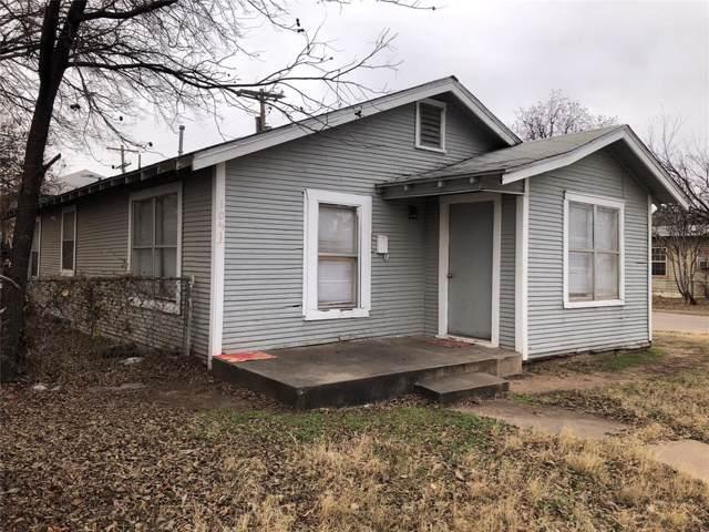 1041 S 14th Street, Abilene, TX 79602 (MLS #14262781) :: The Mitchell Group