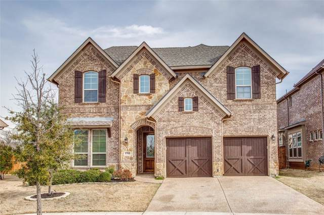 8709 James Drive, Lantana, TX 76226 (MLS #14262786) :: The Rhodes Team