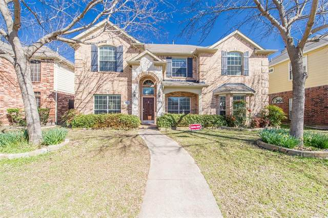 813 Soapberry Drive, Allen, TX 75002 (MLS #14262813) :: Robbins Real Estate Group