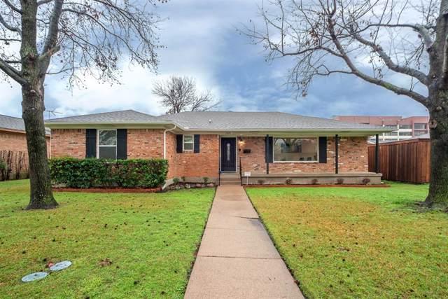 2824 Sharpview Lane, Dallas, TX 75228 (MLS #14262829) :: EXIT Realty Elite