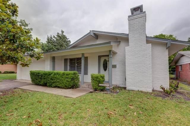 12224 Sunland Street, Dallas, TX 75218 (MLS #14262835) :: Robbins Real Estate Group