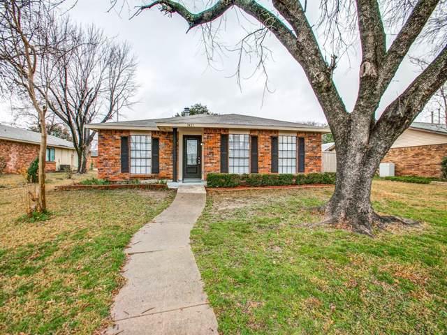 3421 Aquarius Circle, Garland, TX 75044 (MLS #14262838) :: Potts Realty Group
