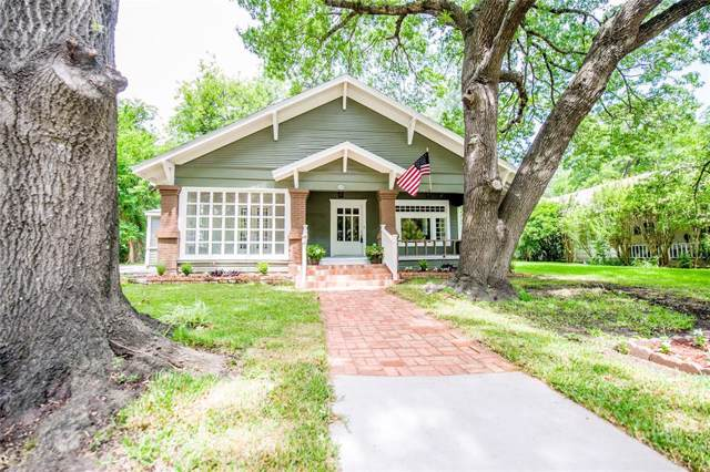 115 Virginia Avenue, Waxahachie, TX 75165 (MLS #14262850) :: RE/MAX Landmark