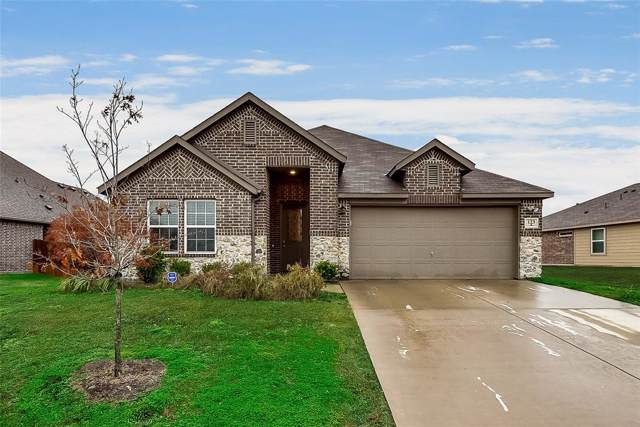123 Chestnut Road, Waxahachie, TX 75165 (MLS #14262856) :: RE/MAX Landmark