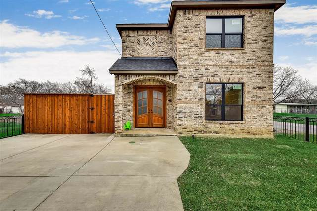 2402 Kenesaw Drive, Dallas, TX 75212 (MLS #14262862) :: EXIT Realty Elite