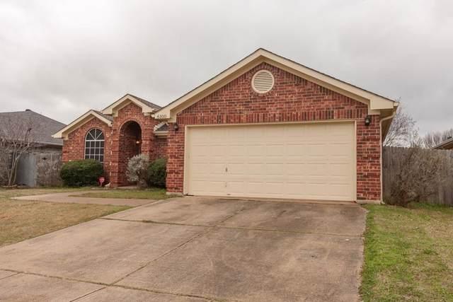 6100 Harwood Crossing Drive, Arlington, TX 76018 (MLS #14262863) :: RE/MAX Pinnacle Group REALTORS