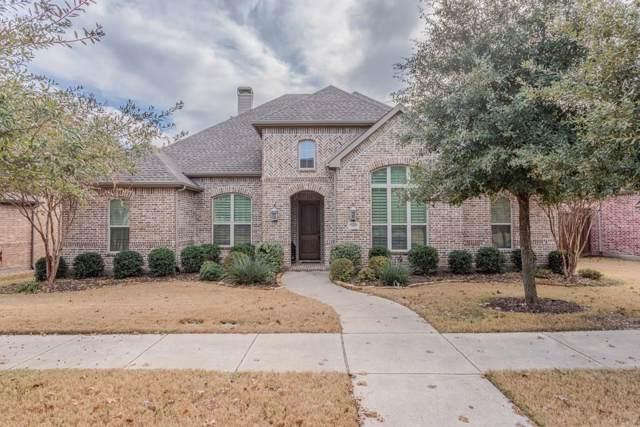 13635 Clifton Drive, Frisco, TX 75035 (MLS #14262870) :: The Kimberly Davis Group
