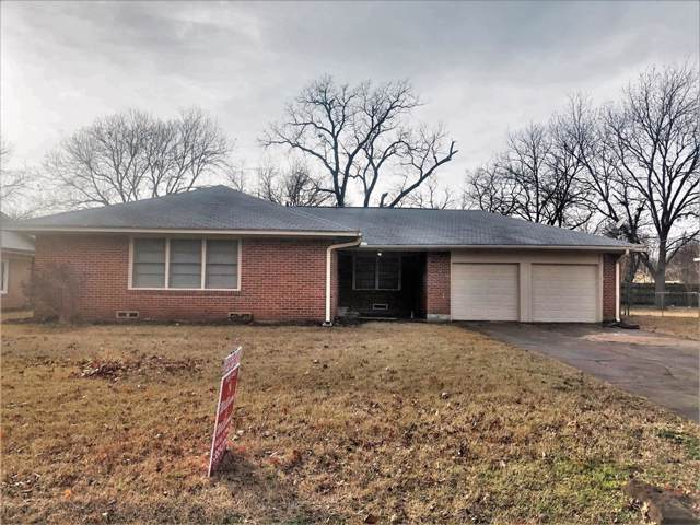 1203 Belmont Street, Gainesville, TX 76240 (MLS #14262897) :: The Mitchell Group
