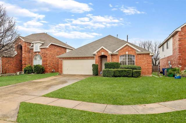 913 Soccer Drive, Mckinney, TX 75072 (MLS #14262917) :: RE/MAX Town & Country