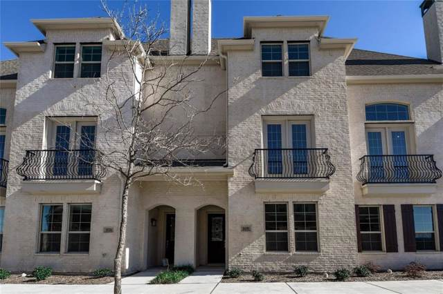 6114 Oglethorpe Street, Frisco, TX 75034 (MLS #14262928) :: The Kimberly Davis Group