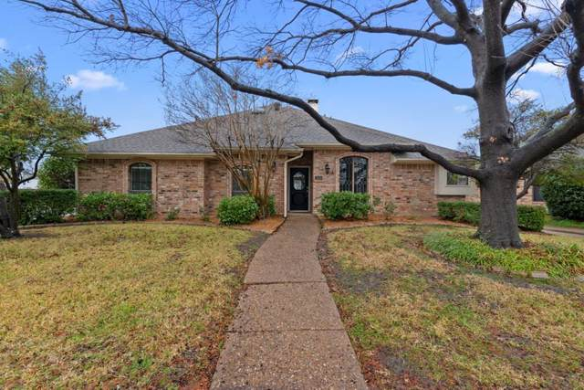 622 Stone Canyon Drive, Irving, TX 75063 (MLS #14262947) :: Caine Premier Properties