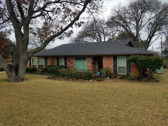 6416 Wrigley Way, Fort Worth, TX 76133 (MLS #14262954) :: Real Estate By Design