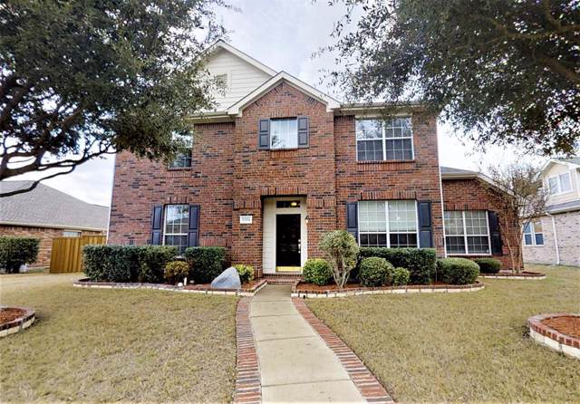 1204 Bradford Trace Drive, Allen, TX 75002 (MLS #14262973) :: The Hornburg Real Estate Group