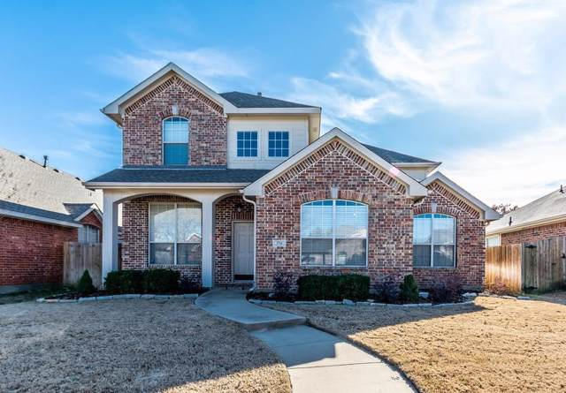 1714 Oak Brook Lane, Allen, TX 75002 (MLS #14262984) :: The Kimberly Davis Group