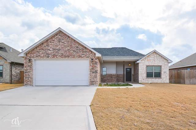 2417 Homestead Place, Abilene, TX 79601 (MLS #14262999) :: Robbins Real Estate Group
